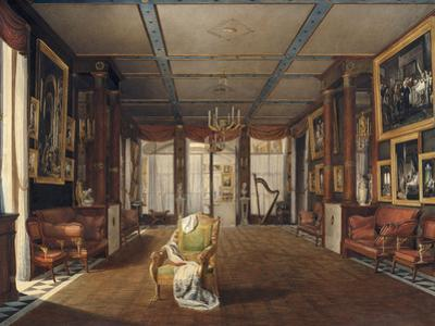Interieur of Malmasion Music Room, c.1812