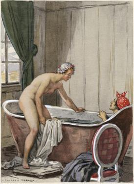 Casanova,Leroux, Swiss Md by Auguste Leroux