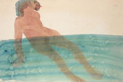 Bathing Woman, C.1901-1902