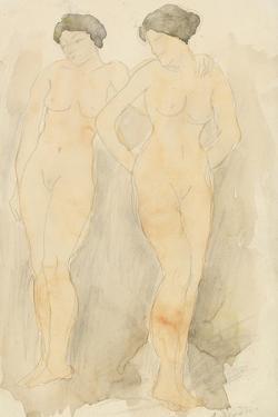 'Deux Figures Debout' by Auguste Rodin