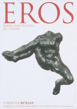 Eros by Auguste Rodin