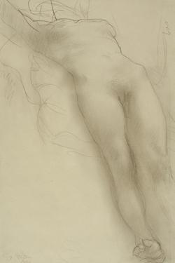 Female Torso, C.1910 by Auguste Rodin
