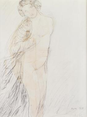 La Cigale by Auguste Rodin