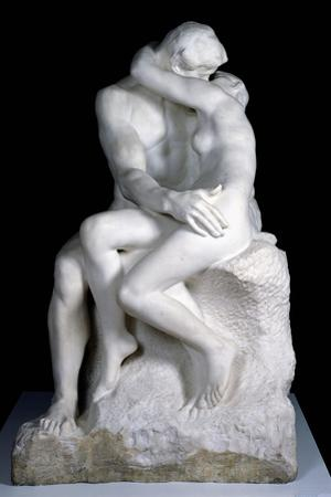 The Kiss, 1888-98 by Auguste Rodin