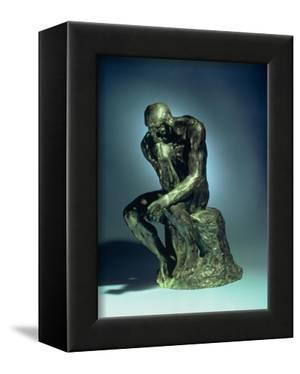 The Thinker, C.1881 by Auguste Rodin