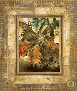 West Indies Palms I by Augustine (Joseph Grassia)