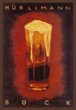 Hurcimann Bock by Augusto Giacometti