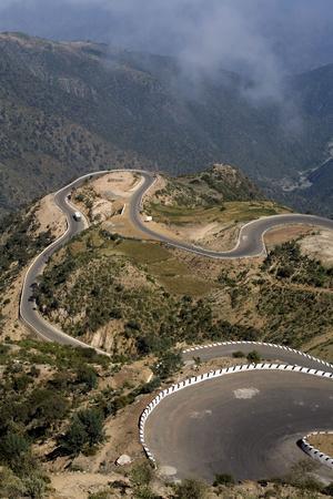 Eritrea the Old Road from Asmara to Massawa