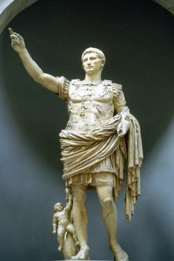 Augustus Caesar, First Roman Emperor