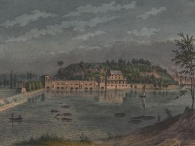 Fairmount Waterworks, Philadelphia, Pa, 1848