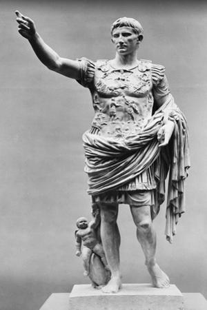Augustus of Prima Porta Ancient Roman Statue