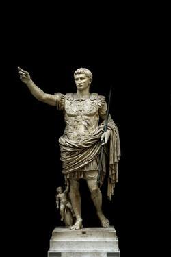 Augustus of Prima Porta, Statue of Augustus Caesar