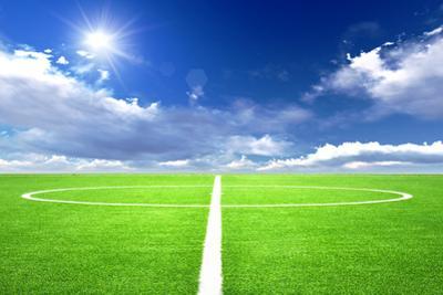Soccer Field by auimeesri