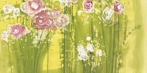 Spring Garden by Aunaray Carol Clusiau