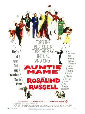 Auntie Mame, 1958
