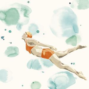 Poolside Party - Dive by Aurora Bell