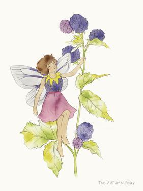 The Autumn Fairy by Aurora Bell