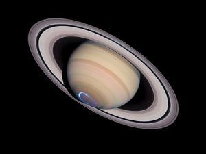 Aurora on Saturn