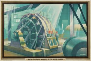 Making Electrical Machinery in the United Kingdom by Austin Cooper