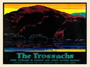 The Trossachs by Austin Cooper
