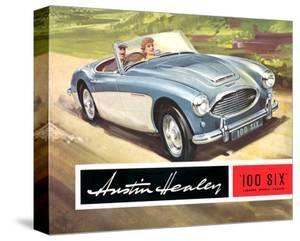 Austin Healey 100 Six 2 Seater
