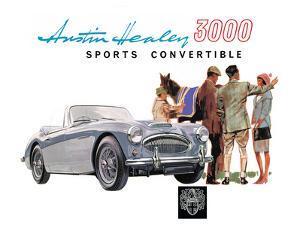 Austin Healey 3000 Convertible