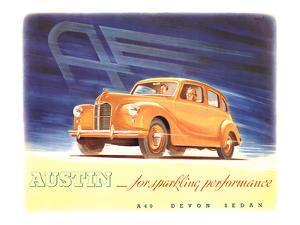 Austin - Sparkling Performance