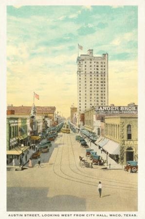 Austin Street, Waco, Texas