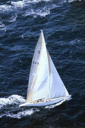 Australia 11 Sailing in America's Cup