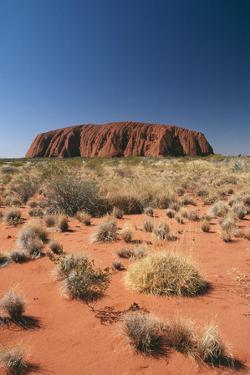 Australia Ayers Rock, Uluru National Park