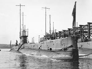 Australian Navy (Ran) Submarines Ae1 and Ae2, C.1914