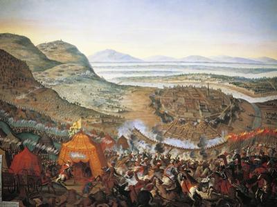 Austria, Vienna, Turks' Siege of Vienna on July 16, 1683