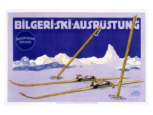 Austrian Bilgeri Ski