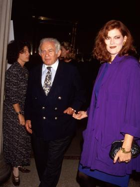 Author Norman Mailer and His Wife Norris Church