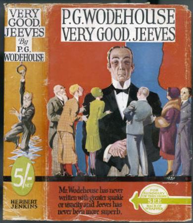 Bertie Wooster's Imperturbable Gentleman's Gentleman is Looked to for Counsel