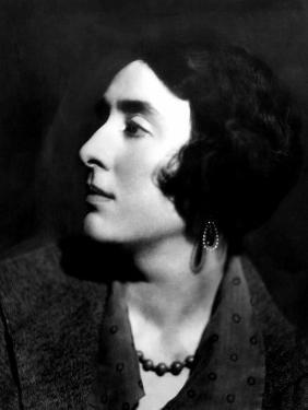 Author Vita Sackville-West