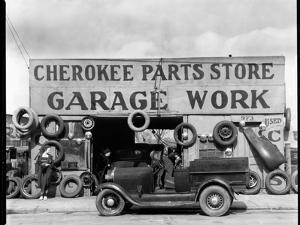 Auto Parts Shop, Atlanta, Georgia