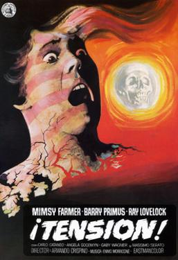 Autopsy, (aka Macchie Solari, Aka Tension), Mimsy Farmer, 1975