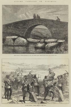 Autumn Campaign on Dartmoor