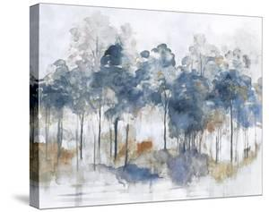 Autumn Indigo 16 x 20 Canvas
