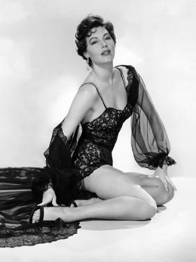 Ava Gardner, 1952 (b/w photo)
