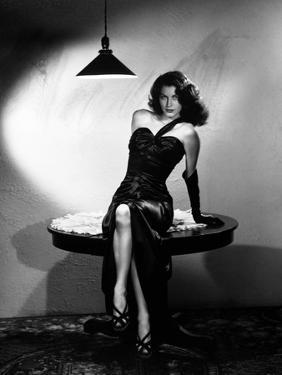 "Ava Gardner. ""Ernest Hemingway's the Killers"" 1946, ""The Killers"" Directed by Robert Siodmak"