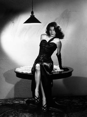 "Ava Gardner. ""Ernest Hemingway's the Killers"" 1946, ""The Killers"" Directed by Robert Siodmak"