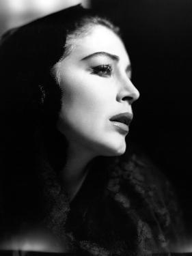 """Ava Gardner. """"The Naked Maja"""" 1958, Directed by Henry Koster"""