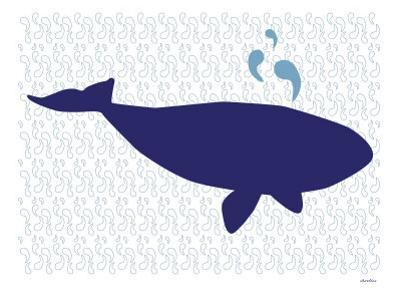 Blue Whale by Avalisa