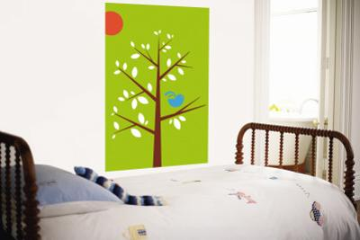 Green Songbird by Avalisa