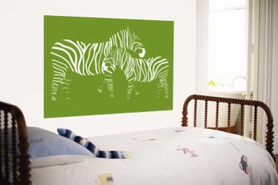 Green Zebra by Avalisa