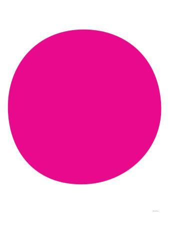 Pink Circle by Avalisa