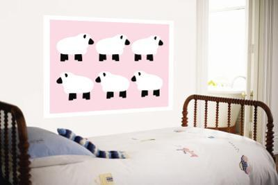 Pink Sheep Family by Avalisa
