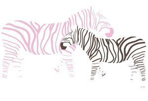 Pink Zebra by Avalisa